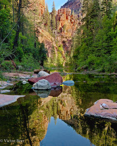 Oak Creek Canyon - Sedona AZ