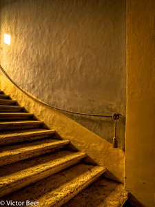 Tuscan Stairwell