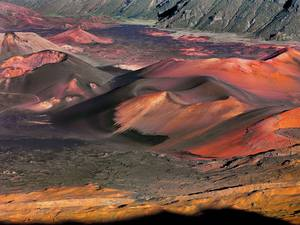 Valley of the Craters - Haleakela, Maui